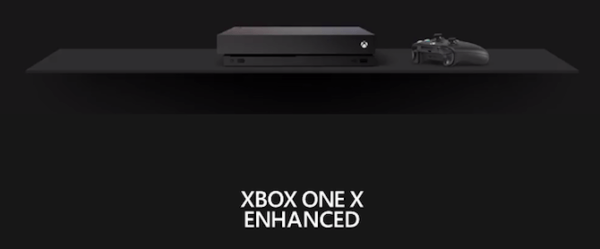 Xbox One X Enchanced