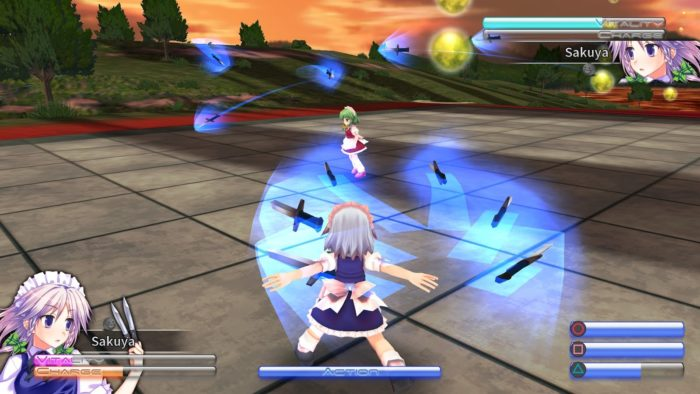Touhou Kobuto V Burst Battle