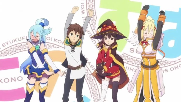 Konosuba, Chivalry of a Failed Knight
