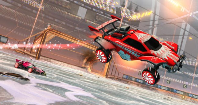 Rocket League (Xbox One, PS4, PC, Switch)