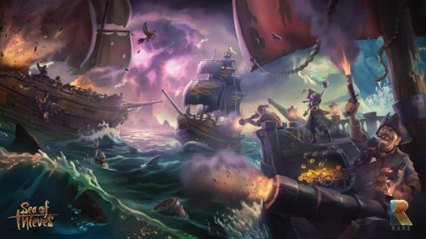 Sea of Thieves - Battle of the Three Storms