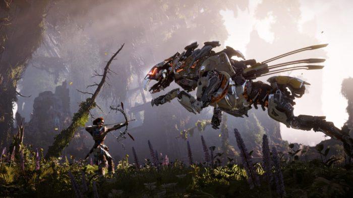 Horizon Zero Dawn, games of a generation sale