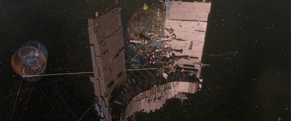 Eve Online, Keepstar, war