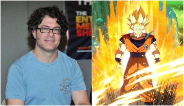 Sean Schemmel- Goku