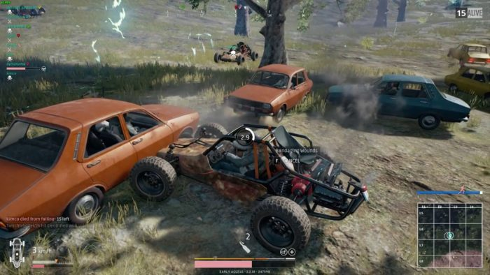 PUBG Xbox One Update Nerfs Vehicles