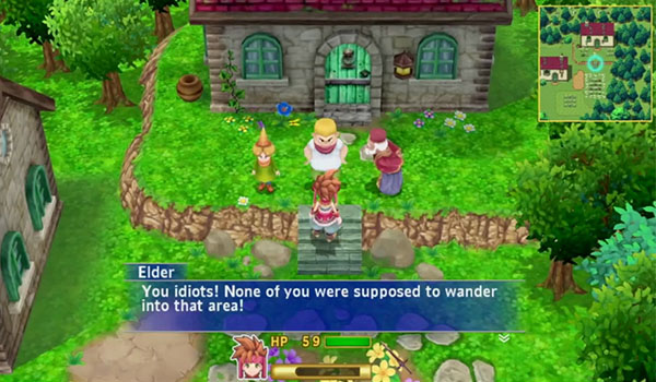 Secret of Mana (Feb. 18)