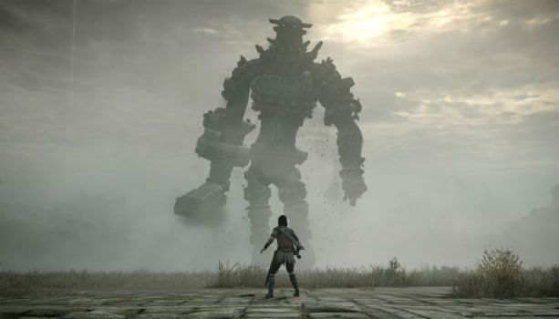 9. Shadow of the Colossus (PS4) — 91