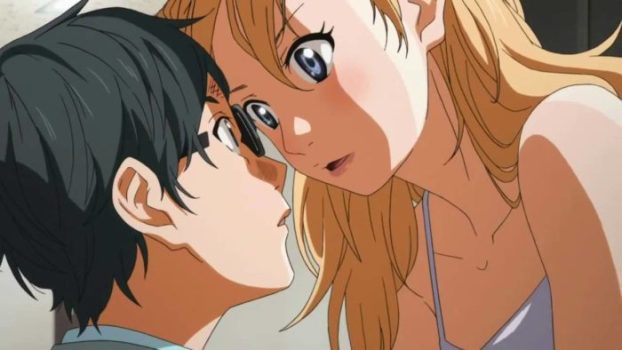 Kaori and Kousei - Your Lie in April