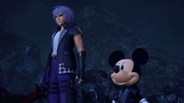 Kingdom Hearts III Coming to Switch
