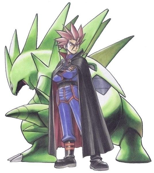 Pokemon Lance