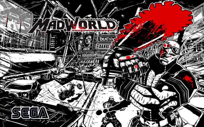 platinum games, wii, mad world game
