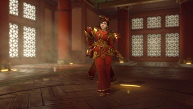 #11: Chang'e/Luna Mei