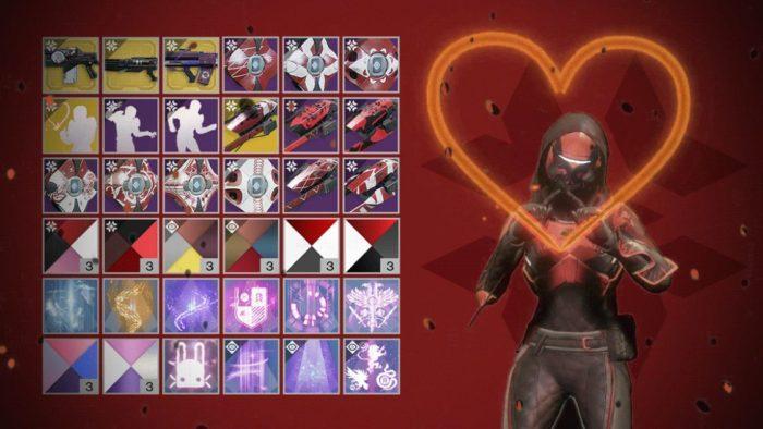 Destiny 2, Valentine's Day, Crimson Days