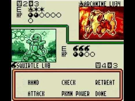 9. Pokemon Trading Card Game (2000) - Game Boy Color