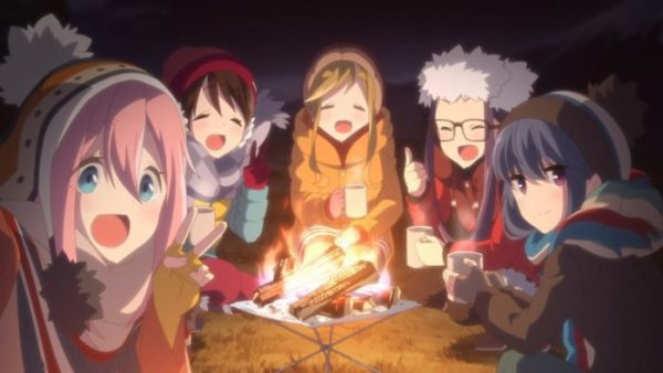 Laid-Back Camp (Yuru Camp) - Slice of life