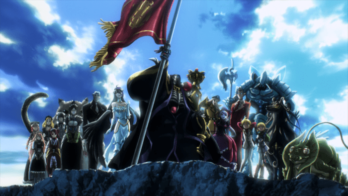 7 Anime Like Overlord If Youre Looking For Something Similar