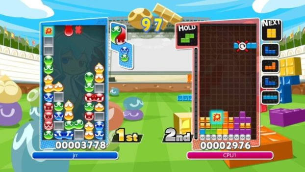 Puyo Puyo Tetris (PS4, Xbox One, PC, PS3, Xbox 360, Switch)