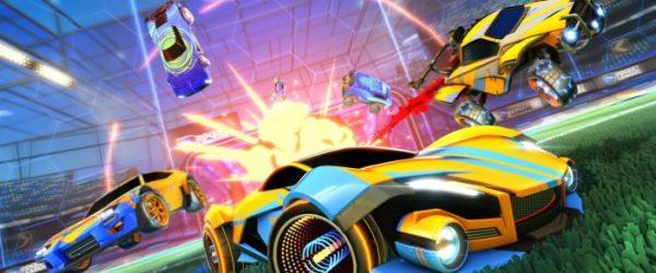 rocket league, psyonix, season 7, update