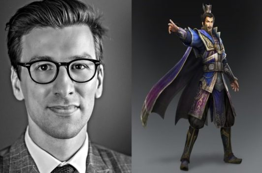 Spencer Devlin Howard - Cao Cao
