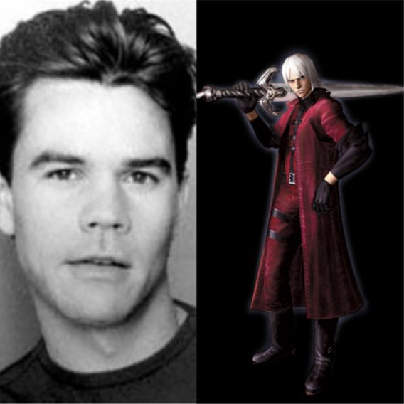 Meet the Voice Actors of Devil May Cry's Cast