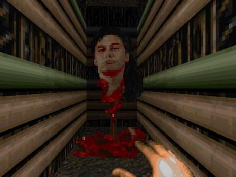 Doom II – Romero's Head