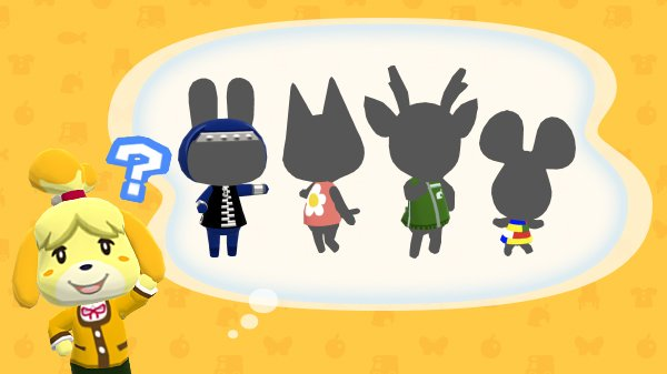 animal crossing pocket camp new characters