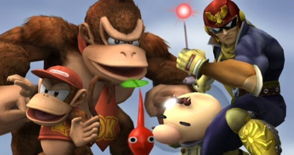 Smash Brothers Wii U/3DS