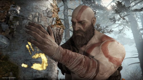 Kratos, Atreus god of war