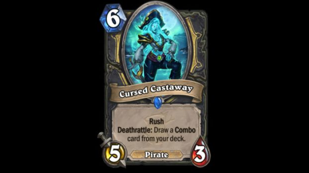 Cursed Castaway