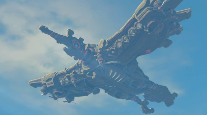 top 10 giant video game bosses, Breath of the Wild