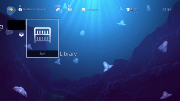 Jellyfish Depths HiQ Dynamic Theme