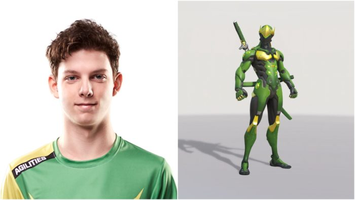 agilities, genji, overwatch, overwatch league
