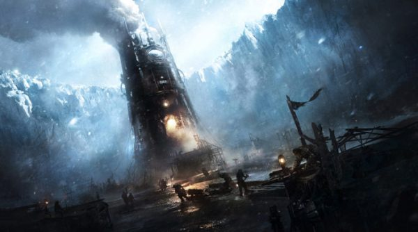 frostpunk, 2018, best strategy games, simulation