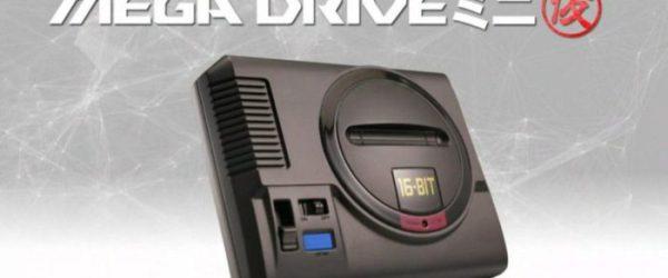 Sega Genesis Mini, Mega Drive Mini