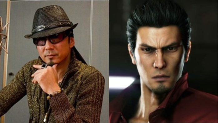 Meet the Voice Actors of Yakuza 6's Cast