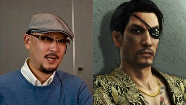 Hidenari Ugaki as Goro Majima