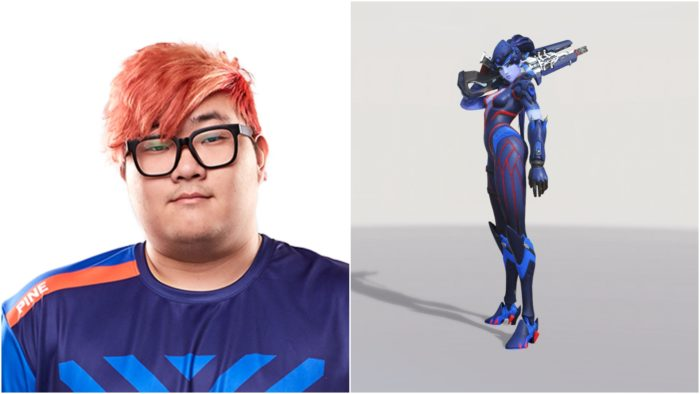 pine, widowmaker, widow, overwatch, overwatch league