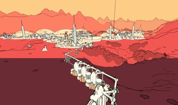 Surviving Mars Mods