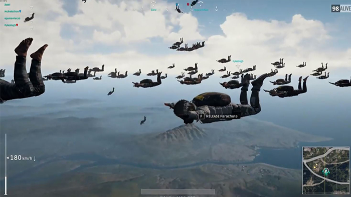 Battle Royale Games Can T Keep Hold Of Players According To Steam Charts