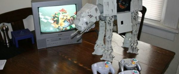 star wars, custom, console, pc