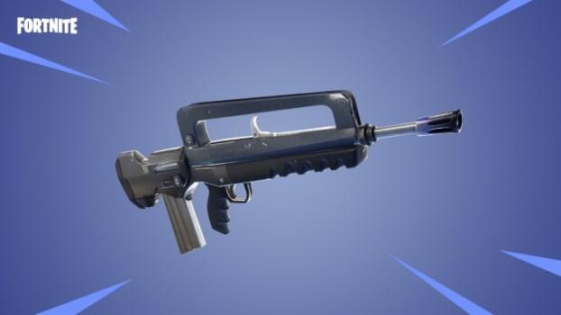 Rare Burst Assault Rifle (Famas)