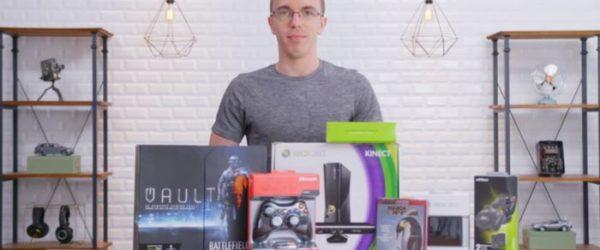austin evans, youtube, youtuber, ultimate, ultimate xbox 360. xbox 360