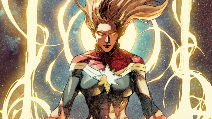 captain marvel everything you need to know