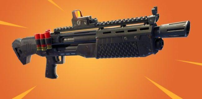 1. Heavy Shotgun