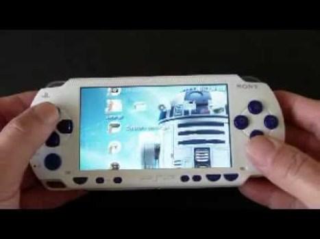 R2-D2 PSP