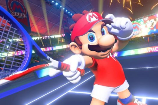 7. Mario Tennis Aces - 19K per Day