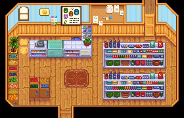 stardew valley, shop