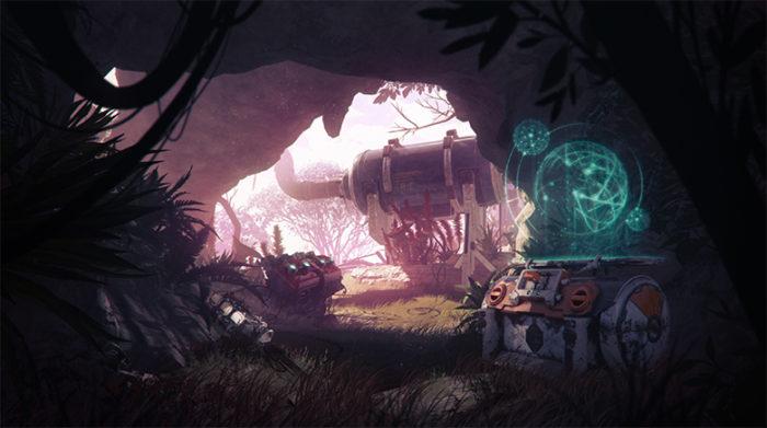 Stormland, Insomniac Games