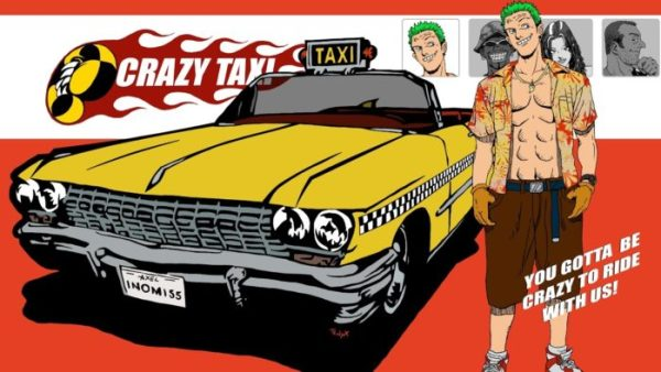 crazy taxi, arcade games, driving games, dumb fun games