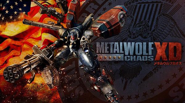 26: Metal Wolf Chaos XD